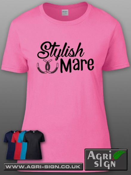 Womens Premium T Shirt - Stylish Mare